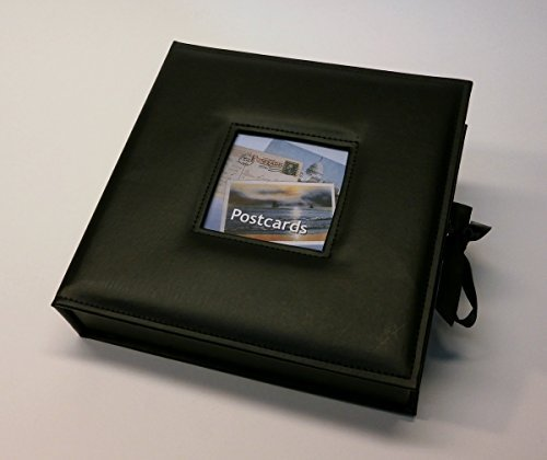 Postcard Organizer - Hobbymaster Postcard Gallery Display Album