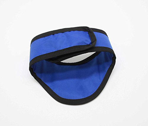 FixtureDisplays X-ray Protective, Thyroid Collar Shield Neck Cover for X-Ray MRI CT Radiation Protection 15456