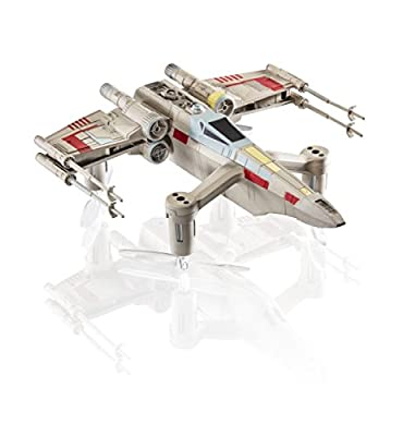 PROPEL Star Wars T65 X-Wing Star Fighter Quadcopter Collectible drone SW-1977-CX