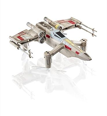 Star Wars - T-65 X-Wing, quadcopter de la Batalla de Alto Rendimiento - Caja Premium (Propel SW-1977-CX)