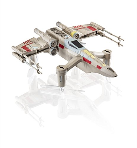- Propel Star Wars Quadcopter: X Wing Collectors Edition Box