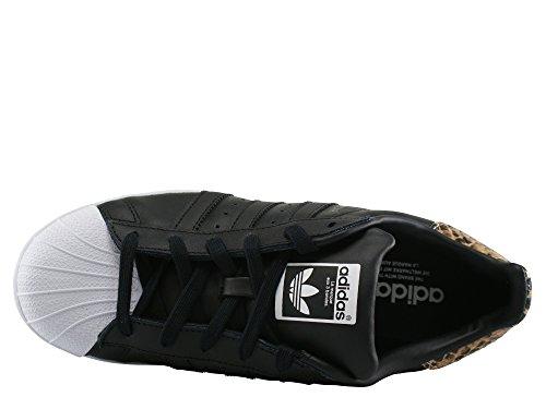 Superstar W Mujer Schwarz Para Zapatillas Adidas aqxgBdwAn
