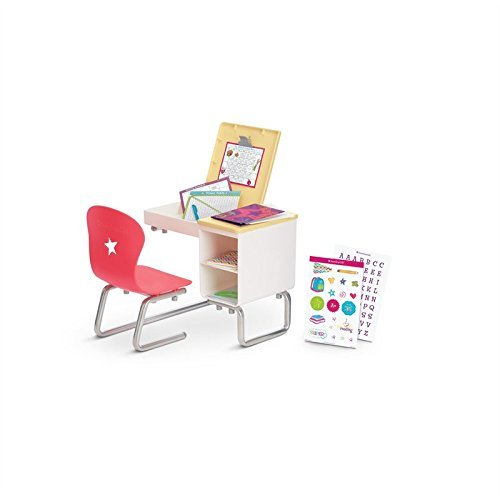 American Girl -Flip-Top Desk for Dolls - Truly Me 2015 (Top Gifts For 9 Year Girl 2015)