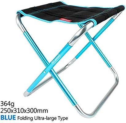 Amazon.com : JNON Outdoor Portable Folding Chair Large ...