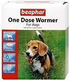 Beaphar One Dose Wormer Tablets for Medium Dogs