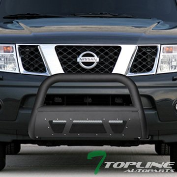07 nissan frontier brush guard - 8