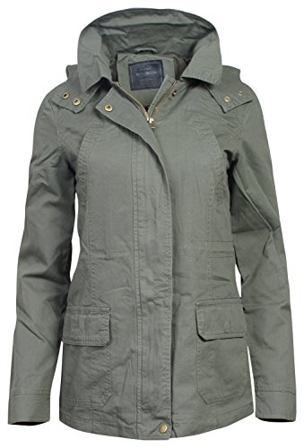 Leather Anorak Jacket - 4