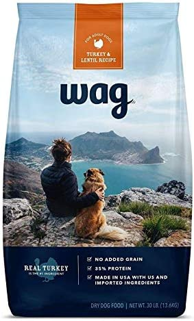 Wag Dry Dog Food - Most Affordable Dog Food for Hypothyroidism