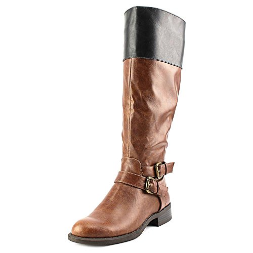 Nine West Leora Wide Calf Pelle sintetica Stivalo