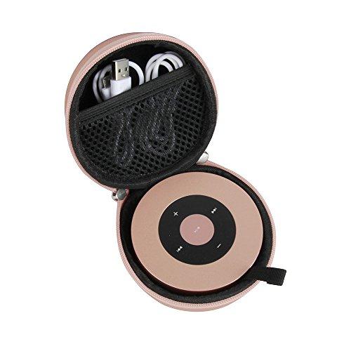 Hermitshell Hard Case for fits Bluetooth Speaker XLeader Portable Speaker (Rose Gold)