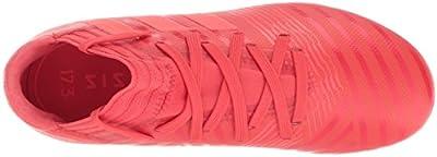 Adidas Boys' Nemeziz 17.3 FG J, Legend Ink/Solar Yellow/Energy Blue, 10.5 Medium US Little Kid
