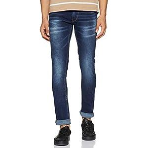 Spykar Men's Casual Skinny Jeans