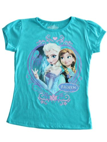 Disney Frozen Girls T-shirt