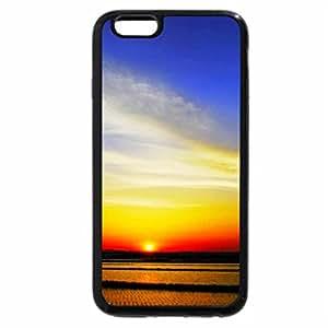 iPhone 6S / iPhone 6 Case (Black) GRACEFUL MORNING
