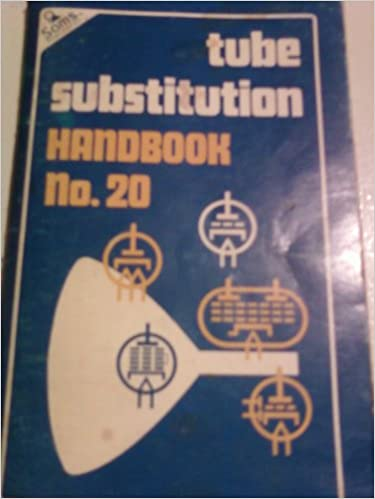 Tube Substitution Handbook: Staff: 9780672214059: Amazon com