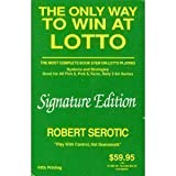 img - for The Only Way to Win at Lotto book / textbook / text book