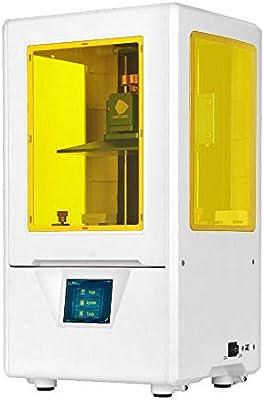 FCJ Daily Life Impresoras 3D LCD 3D tamaño de impresión de la ...