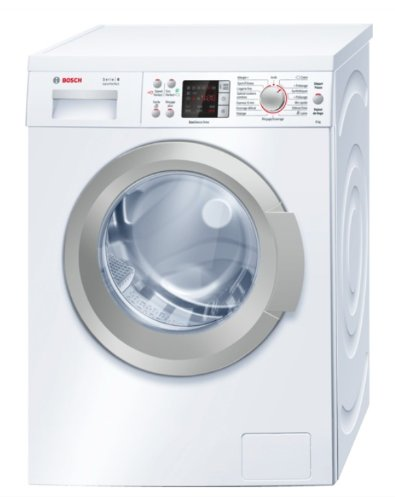 Bosch WAQ28483FF Independiente Carga frontal 8kg 1400RPM ...