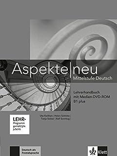 Aspekte neu arbeitsbuch b1 plus mit audio cd stefan zweig aspekte neu lehrerhandreichungen b1 plus mit medien dvd rom german edition fandeluxe Image collections