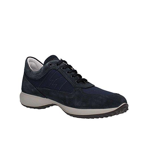 11152 amp;CO Blu Sneakers IGI 40 Uomo 0TzvBqqw