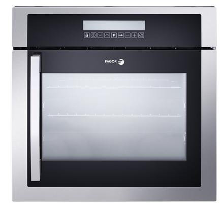"Fagor 6HA-200TRX 24"" European Convection Wall Oven with R..."