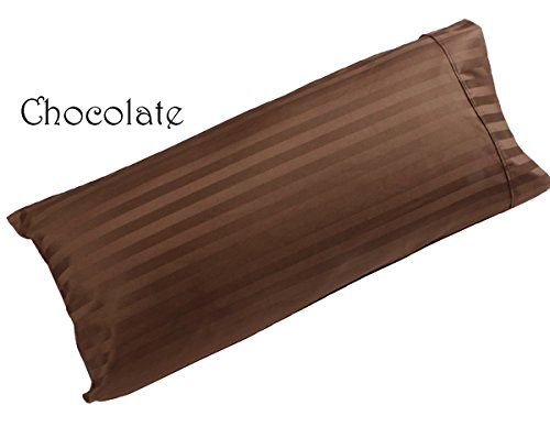 300-thread-count-one-1-piece-body-pillow-case-super-soft-egyptian-cotton-stripe-pattern-size-20-x-54