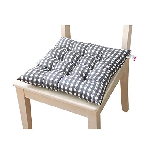 Liuliangmei Thickening Sanding Cushion,Moisture Absorbing, Breathable, Soft and Skin-Friendly,Comfortable Cushion,Home, Office Chair,C ()