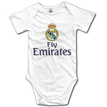 Amazon Com Real Madrid C F Football Logo Fly Emirates