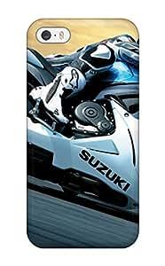 High Quality Shock Absorbing Case For Iphone 5/5s-2011 Suzuki Gsx R600