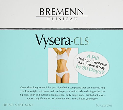Bremenn Clinical Vysera CLS 60 Count