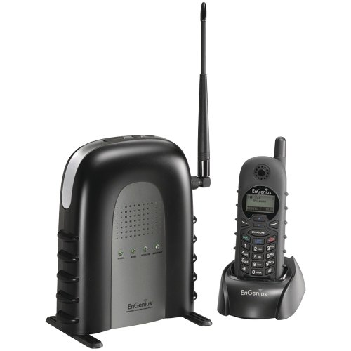 Engenius DURAFON1X Single Line Cordless Phone System