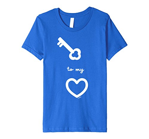 Key-to-my-heart-Funny-Witty-T-Shirt-Tee-Shirt