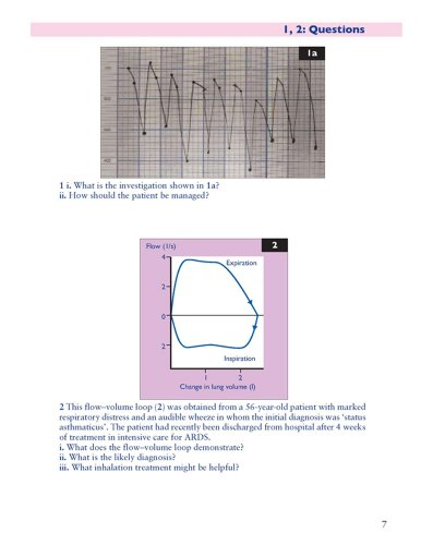 Respiratory Medicine: Self-Assessment Colour Review, Third Edition (Medical Self-Assessment Color Re