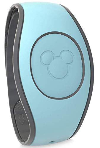 DisneyParks MagicBand 2.0 - Link It Later Magic Band - Light Teal Blue (Best Disney World Park)