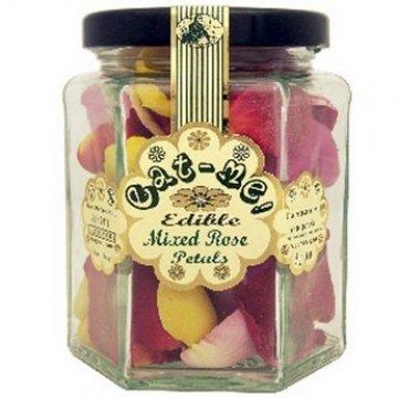 Edible Mixed Colour Rose