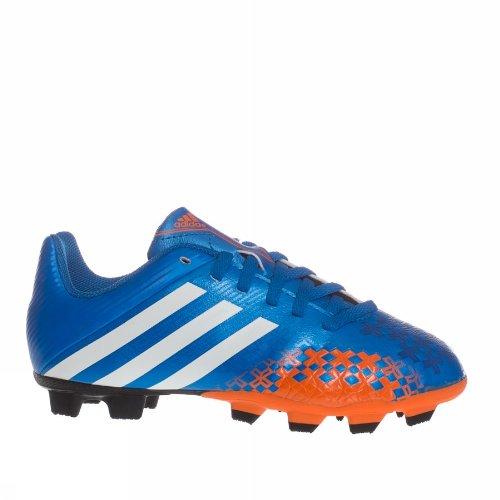 adidas Fußballschuh Predito LZ TRX FG J blau/orange EU 37 1/3