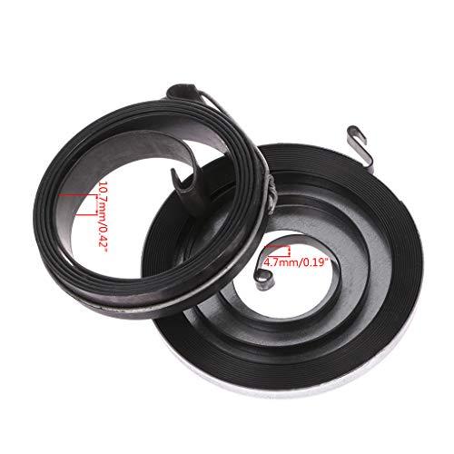 JOYKK 4200 5200 5800 Motosierra Polea de Arranque fácil con ...