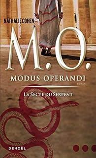 Modus operandi 01 : La secte du serpent, Cohen, Nathalie