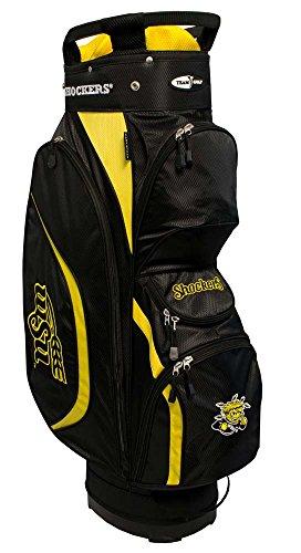 NCAA Wichita St Clubhouse Golf Cart Bag by Team Golf