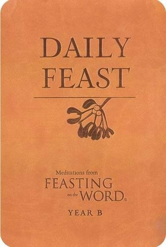 Daily Feast Meditations Feasting Word product image