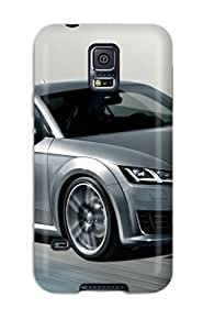 IUvOtcr2922lNKfx Tpu Case Skin Protector For Galaxy S5 Audi Tt With Nice Appearance