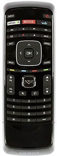VIZIO New Xrv1tv 3D Tv Remote Control with Keyboard fit for vizio Smart