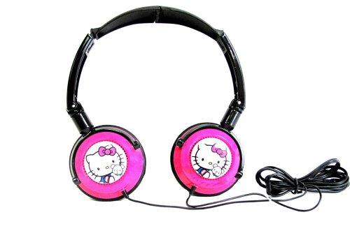 Headphones - Black/Pink (11609-HK) ()