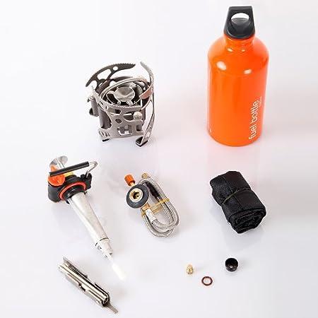 Portable Stove Lixada Multi combustible// Cooking Stove para ...