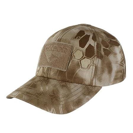5be4ec38c34627 Amazon.com: Condor Tactical Cap (A-TACS, One Size Fits All): Sports &  Outdoors