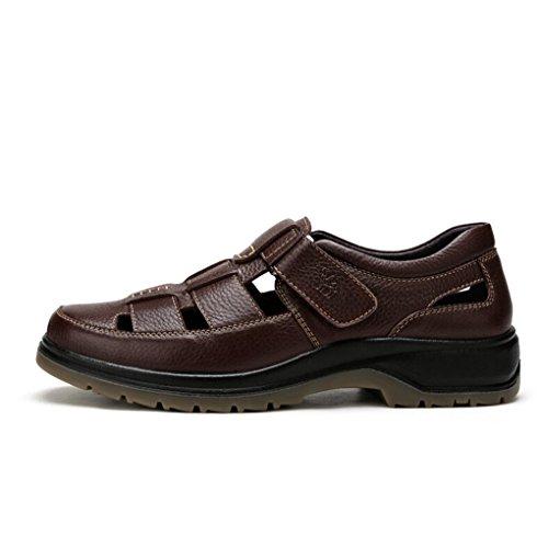 Cammello Uomo Altamont Sandalo Pescatore Colore Marrone Taglia 43 M Eu