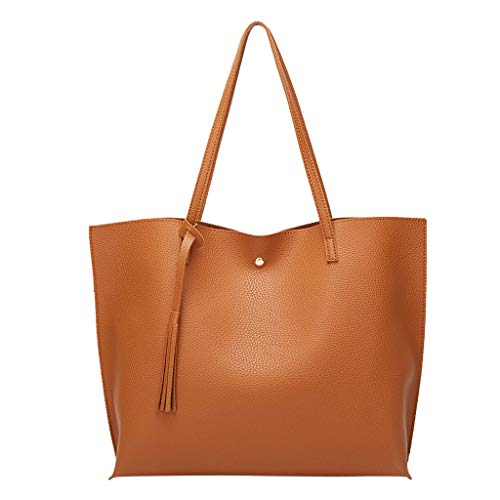 Pengy Womens Handbags Shoulder Bag Messenger Bag Nylon Tote Bag Ladies Shopping Folding Handles Bag
