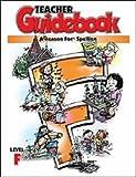 img - for A Reason For Spelling, Level F Teacher's Guide (A Reason For Spelling) book / textbook / text book
