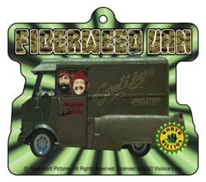 cheech chong fiberweed van air freshener a us 0003 automotive. Black Bedroom Furniture Sets. Home Design Ideas