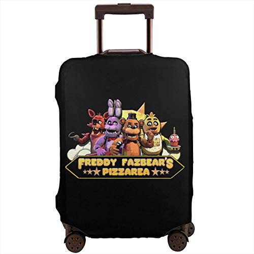 Rmoye Five Nights at Freddy Fazbear's Pizza Travel Luggage Protective Covers for 18